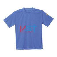 Антистатическая футболка Portwest AS20 голубая