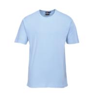 Термофутболка с коротким рукавом Portwest B120 светло-голубая