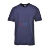 Термофутболка с коротким рукавом Portwest B120 темно-синяя