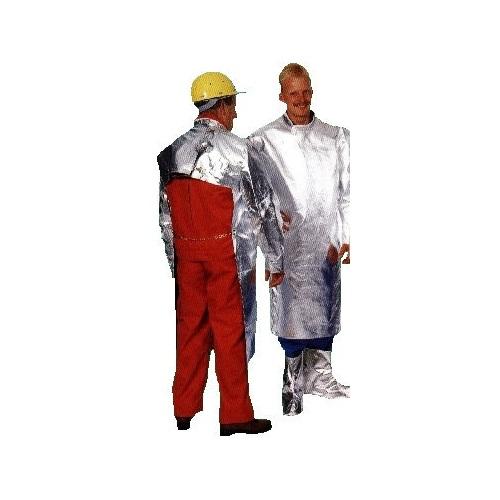 Алюминизированный фартук ALWIT (стандарт EN 11612)