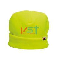 Шапка флисовая с подкладкой PORTWEST INSULATEX HA10 желтая
