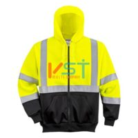 Куртка светоотражающая двухцветная с застёжкой-молнией PORTWEST B315