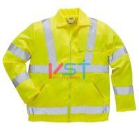 Куртка светоотражающая полихлопковая PORTWEST E040