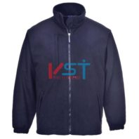 Куртка флисовая PORTWEST BUILDTEX F330 темно-синяя