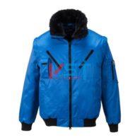 Куртка PORTWEST ПИЛОТ PJ10 синяя