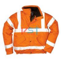 Куртка-бомбер светоотражающая PORTWEST GO/RT RT32