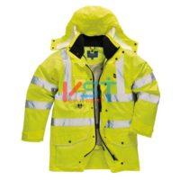 Куртка светоотражающая 7 в 1 PORTWEST S427