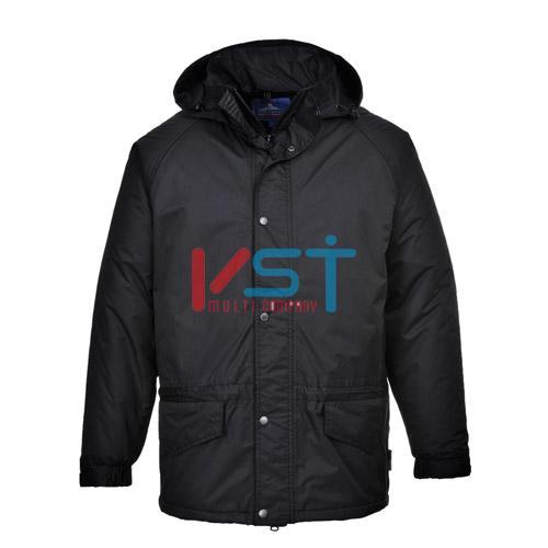Куртка дышащая с флисовой подкладкой PORTWEST АРБРО S530 черная