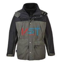 Куртка дышащая 3 в 1 PORTWEST Оркни S532 серая