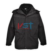 Куртка мужская 3 в 1 PORTWEST АКВИМОР S570 черная