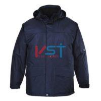 Куртка c подкладкой PORTWEST АНГУС S573 темно-синяя