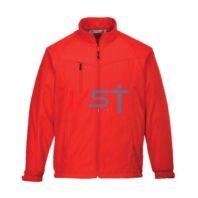 Куртка (2 слоя) PORTWEST ОРЕГОН TK40 красная