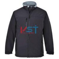 Куртка из софтшелла (3 слоя) PORTWEST TK50 серая