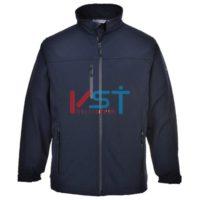 Куртка из софтшелла (3 слоя) PORTWEST TK50 темно-синяя