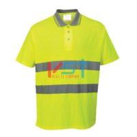 Поло PORTWEST S171 желтое