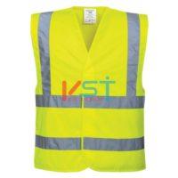 Жилет светоотражающий PORTWEST C470 желтый