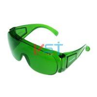 Очки открытые РОСОМЗ О22 LASER super зеленые
