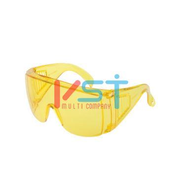 Очки защитные открытые АМПАРО ЛЮЦЕРНА желтые