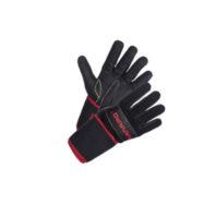 Перчатки АМПАРО ВИБРОСТАТ-01 черные
