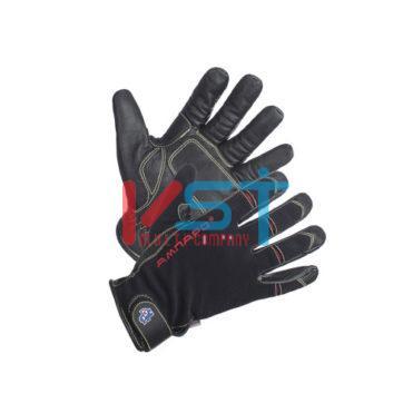 Перчатки АМПАРО ВИБРОСТАТ-04 черные