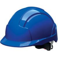 Каска защитная JSP ЭВОЛАЙТ AJA170-000-500 с храповиком синяя