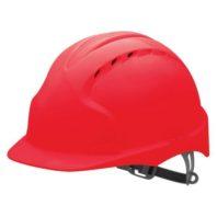 Каска защитная JSP ЭВО 2 AJF030-000-600 с вентиляцией красная