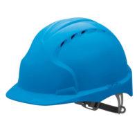 Каска защитная JSP ЭВО 2 AJF030-000-500 с вентиляцией синяя