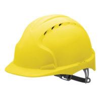 Каска защитная JSP ЭВО 2 AJF030-000-200 с вентиляцией желтая