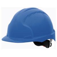 Каска защитная JSP ЭВО 3 AJE170-000-500 с храповиком синяя