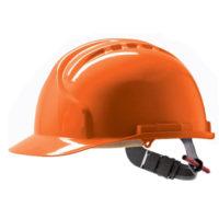 Каска защитная JSP МК7 ХАЙ-ТЕМП AHR120-000-800 оранжевая