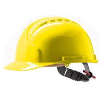 Каска защитная JSP МК7 ХАЙ-ТЕМП AHR120-000-200 желтая
