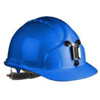 Каска защитная JSP МК7 ШАХТЕРСКАЯ AHM129-300-500 синяя