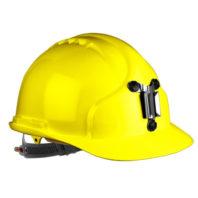 Каска защитная JSP МК7 ШАХТЕРСКАЯ AHM129-300-200 желтая