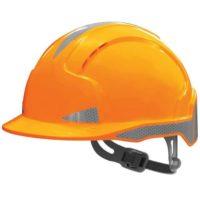 Каска защитная JSP ЭВОЛАЙТ CR2 с вентиляцией оранжевая AJB160-400-800
