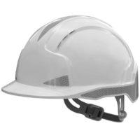 Каска защитная JSP ЭВОЛАЙТ CR2 с вентиляцией белая AJB160-400-100