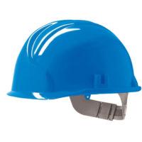 Каска защитная JSP MK3 без козырька синяя AHF110-000-500