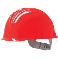 Каска защитная JSP MK3 без козырька красная AHF110-000-600