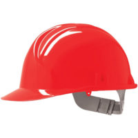 Каска защитная JSP MK3 красная AHC110-000-600