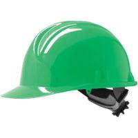 Каска защитная JSP MK3 с храповиком зеленая AHC130-000-300