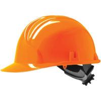 Каска защитная JSP MK3 с храповиком оранжевая AHC130-000-800