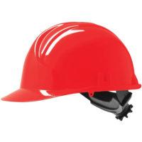 Каска защитная JSP MK3 с храповиком красная AHC130-000-600
