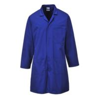 Халат рабочий мужской PORTWEST 2852 синий