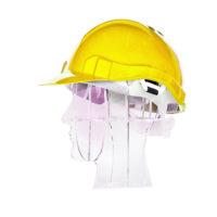 Каска защитная ЕВРОПА К-01 К3001 желтая