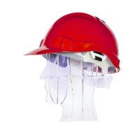 Каска защитная ЕВРОПА К-01 К3001 красная