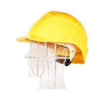 Каска защитная UVEX Эйрвинг ХРП 9762 желтая