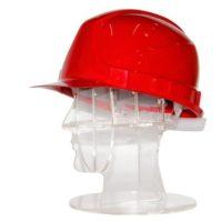 Каска защитная UVEX Супер Босс 9752 красная