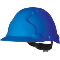 Каска защитная JSP ЭВО 8 синяя AHS150-000-500
