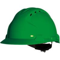 Каска защитная JSP ЭВО 8 зеленая AHS150-000-300