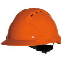 Каска защитная JSP ЭВО 8 оранжевая AHS150-000-800