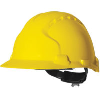 Каска защитная JSP ЭВО 8 желтая AHS150-000-200